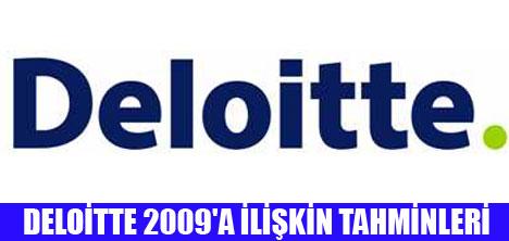 TÜRKİYE'NİN ZOR YILI 2009