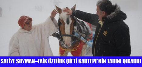 SAFİYE SOYMAN–FAİK ÖZTÜRK KARTEPE'DE