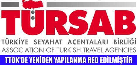 """TÜRSAB'TAN """"TTOK"""" İLGİLİ AÇIKLAMA"""