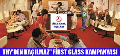 FİRST CLASS'A DAVET VAR