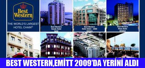BEST WESTERN EMİTT'TE