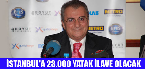 YENİ OTELLER GELİYOR