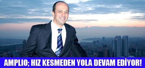 AMPLIO KRİZE MEYDAN OKUYOR