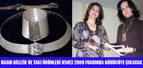 ELLERİN DANSI JEWEX 2009 FUARINDA