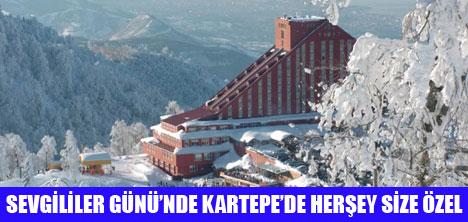 KARTEPE'DE ROMANTİK BİR GECE