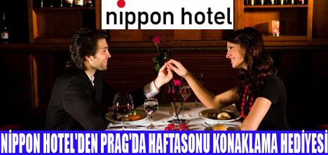 NİPPON HOTEL'DEN SEVGİLİYE HEDİYE