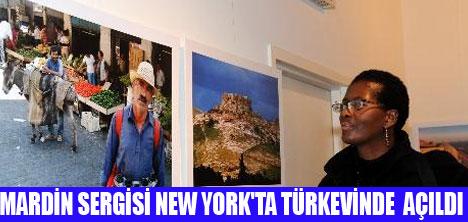 MARDİN SERGİSİ NEW YORK'TA