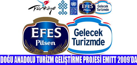 EFES PİLSEN EMİT FUARINDA