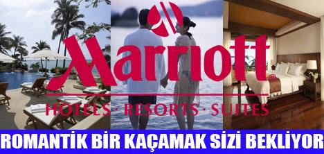 MARRİOTT'TA AŞK