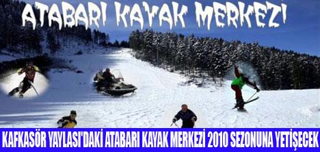 ARTVİN'DE TURİZM 12 AYA ÇIKACAK