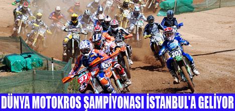 MOTOKROS ŞAMPİYONASI 11-12 NİSAN'DA