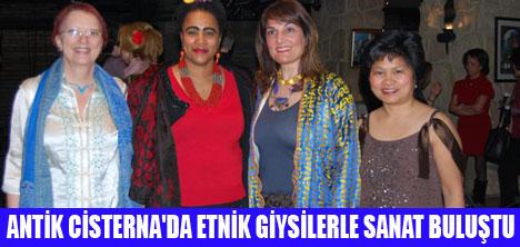 ANTİK OTEL'DE SANAT GÜNLERİ
