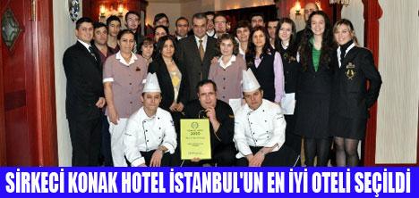 İSTANBUL'UN EN İYİ OTELİ