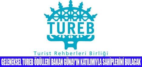 TUREB ÖDÜLLERİ SAHİPLERİNİ BULUYOR