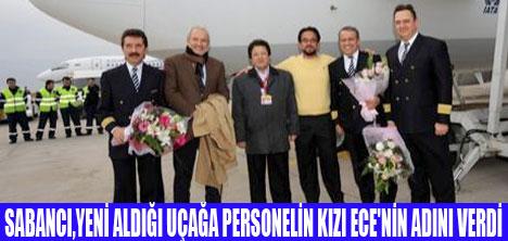 PEGASUS BOEİNG 737-800 TİPİ UÇAK ALDI