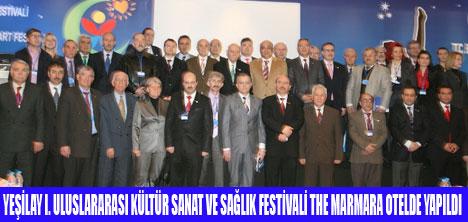 KÜLTÜR SANAT VE SAĞLIK FESTİVALİ