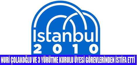 İSTANBUL 2010 AJANSI DAĞILDI