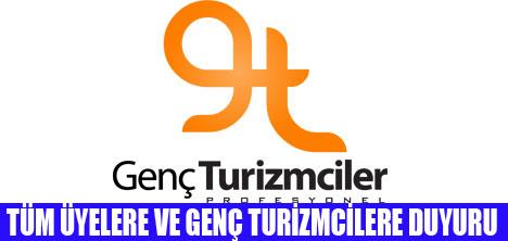 GENÇ TURİZMCİLER'DE DEĞİŞİM