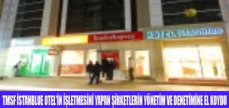 GARİPOĞLU'NUN OTELİ TMSF'YE GEÇTİ
