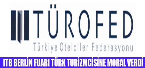 TÜRK TURİZMİ MORAL DEPOLADI