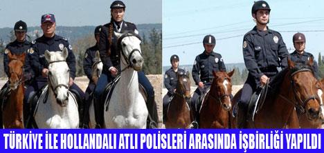 ATLI POLİSLERE HOLLANDALI HOCA