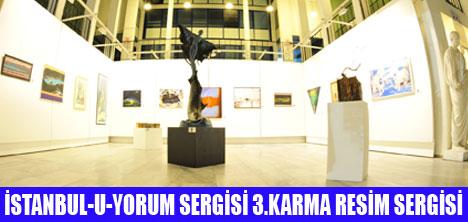 İSTANBUL-U-YORUM SERGİSİ