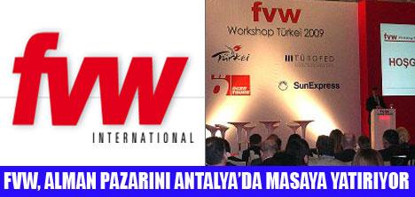 FVW WORKSHOP BAŞLADI