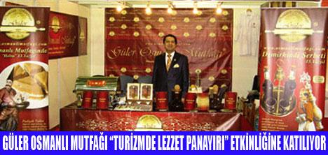 TURİZMDE LEZZET PANAYIRI