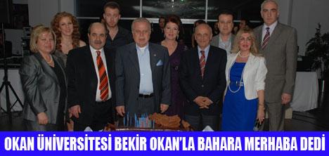 BAHARA MERHABA PARTİSİ