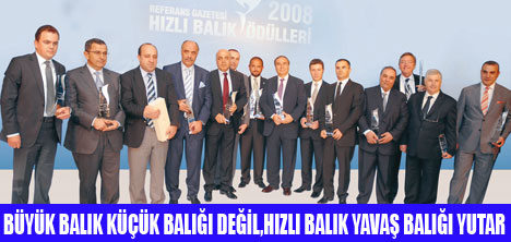 2008'İN EN HIZLI BALIĞI PEGASUS AİR
