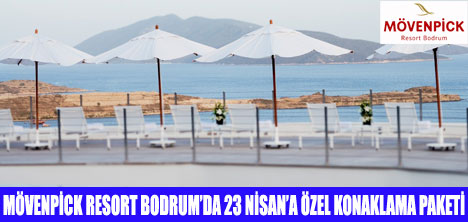 23 NİSAN'A ÖZEL KONAKLAMA
