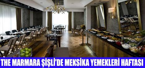 ŞİŞLİ'DE MEKSİKA HAFTASI