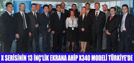 MSI X340 MODELİ TÜRKİYE'DE