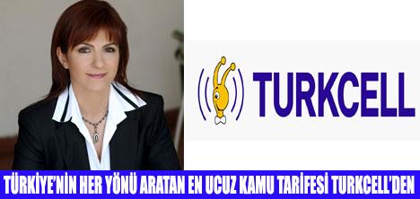 TURKCELL'LE KAMUDA YENİ DÖNEM