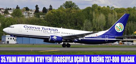 KTHY FİLOSUNA BOEİNG 737-800 EKLEDİ