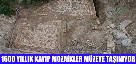 KAYIP MOZAİKLER