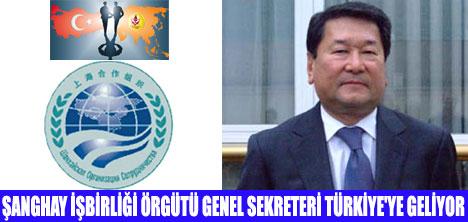 ASYA'LI UZMANLAR TÜRKİYE'YE GELİYOR