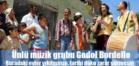 Godol Bordello,Sulukuleye destek için geldi