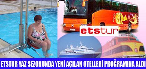 EN YENİLER ETSTUR'DA