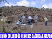 PTERİA'DA KAZILAR DEVAM EDİYOR