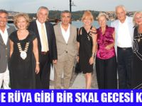 SKAL EŞLİ GECE FERİYE'DE  KUTLANDI