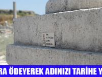 ADINIZI TARİHE YAZDIRIN
