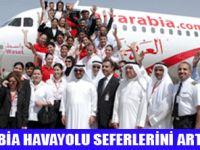 AIR ARABIA'DAN ACENTALARA DUYURULUR