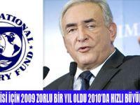 IMF;TÜRK EKONOMİSİNE GÜVENİMİZ TAM