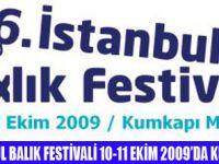 KUMKAPI'DA BALIK FESTİVALİ BAŞLIYOR