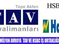 HAVAŞ,TAV VE HSBC İŞ ORTAKLIĞI