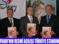 """ITB BERLİN """"19 MİLYON TURİZMCİYE ULAŞACAK"""""""