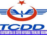 TCDD BAYRAM İÇİN EK SEFER KOYACAK