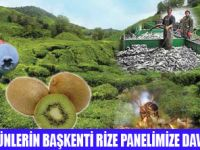 RİZELİLER PANELE DAVETLİSİNİZ