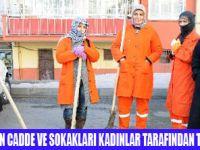DİYARBAKIR'IN SOKAKLARI  KADINLARIN